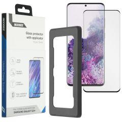 Accezz Glass Screenprotector + Applicator Samsung Galaxy S20 Plus