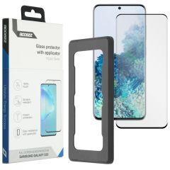 Accezz Glass Screenprotector + Applicator Samsung Galaxy S20