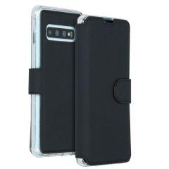 Accezz Xtreme Wallet Booktype Samsung Galaxy S10 - Zwart