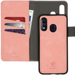iMoshion Uitneembare 2-in-1 Luxe Booktype Samsung Galaxy A40 - Roze