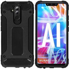 iMoshion Rugged Xtreme Backcover Huawei Mate 20 Lite - Zwart