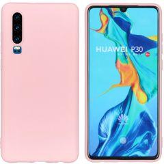iMoshion Color Backcover Huawei P30 - Roze
