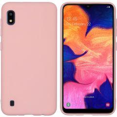iMoshion Color Backcover Samsung Galaxy A10 - Roze
