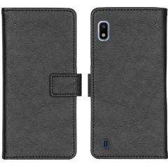iMoshion Luxe Booktype Samsung Galaxy A10 - Zwart