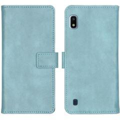 iMoshion Luxe Booktype Samsung Galaxy A10 - Lichtblauw