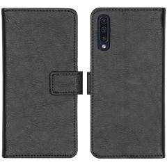 iMoshion Luxe Booktype Samsung Galaxy A50 / A30s - Zwart