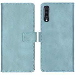 iMoshion Luxe Booktype Samsung Galaxy A70 - Lichtblauw