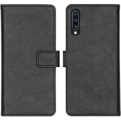 iMoshion Luxe Booktype Samsung Galaxy A70 - Zwart