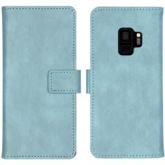 iMoshion Luxe Booktype Samsung Galaxy S9 - Lichtblauw