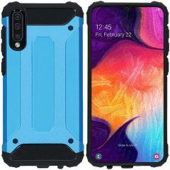 iMoshion Rugged Xtreme Backcover Samsung Galaxy A50 / A30s - Lichtblauw