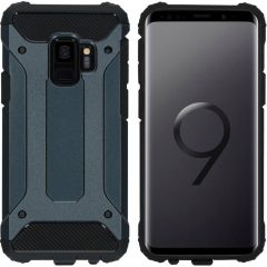 iMoshion Rugged Xtreme Backcover Samsung Galaxy S9 - Donkerblauw