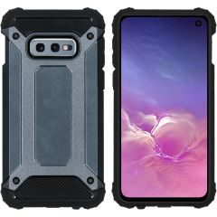 iMoshion Rugged Xtreme Backcover Samsung Galaxy S10e - Donkerblauw