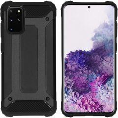 iMoshion Rugged Xtreme Backcover Samsung Galaxy S20 Plus - Zwart