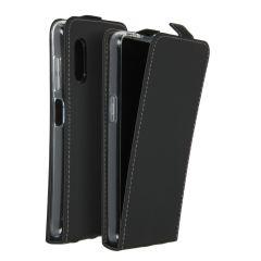 Accezz Flipcase Samsung Galaxy Xcover Pro - Zwart