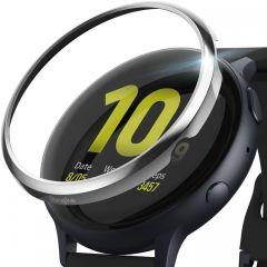 Ringke Bezel Styling Samsung Galaxy Watch Active 2 44mm - Zilver