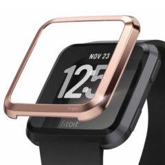 Ringke Bezel Styling Fitbit Versa / Versa Lite - Rosé Goud