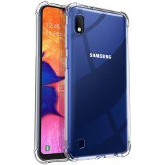 iMoshion Shockproof Case Samsung Galaxy A10 - Transparant