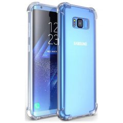 iMoshion Shockproof Case Samsung Galaxy S8 - Transparant