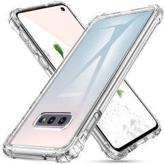 iMoshion Shockproof Case Samsung Galaxy S10e - Transparant