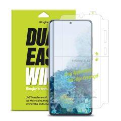 Ringke Dual Easy Wing Screenprotector Duo Pack Samsung Galaxy S20