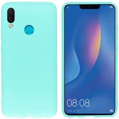 iMoshion Color Backcover Huawei P Smart (2019) - Mintgroen