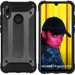iMoshion Rugged Xtreme Backcover Huawei P Smart (2019) - Zwart