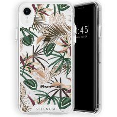 Selencia Zarya Fashion Extra Beschermende Backcover iPhone Xr