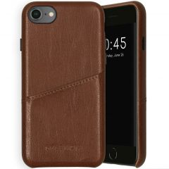 Selencia Vayu Vegan Lederen Backcover iPhone SE (2020) / 8 / 7 / 6(s)