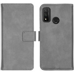 iMoshion Luxe Booktype Huawei P Smart (2020) - Grijs