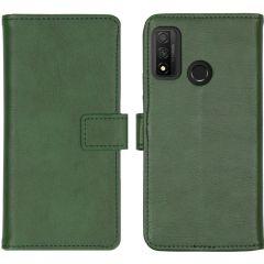 iMoshion Luxe Booktype Huawei P Smart (2020) - Groen