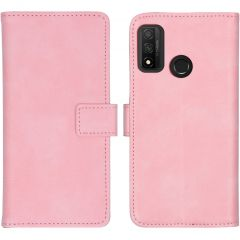 iMoshion Luxe Booktype Huawei P Smart (2020) - Roze