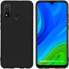iMoshion Color Backcover Huawei P Smart (2020) - Zwart