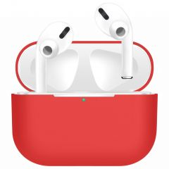 iMoshion Siliconen Case voor AirPods Pro - Rood