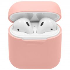 iMoshion Siliconen Case voor AirPods - Roze