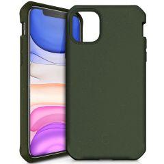 Itskins Feronia Bio Backcover iPhone 11 - Groen
