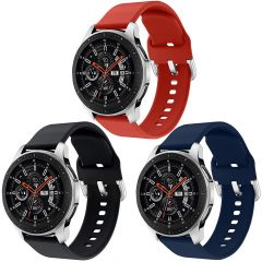 iMoshion Siliconen bandje 3pack Watch46/S3 Frontier/Classic/Watch3 45