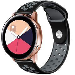 iMoshion Siliconen sport bandje Watch 40/42/Active 2 42/44/Watch 3 41
