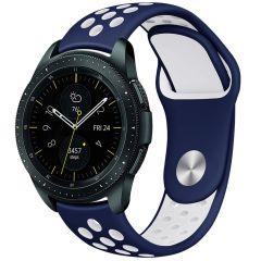 iMoshion Siliconen sport bandje Watch 46/GearS3Frontier/Classic/ 3 45