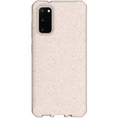 Itskins Feronia Bio Backcover Samsung Galaxy S20 - Naturel