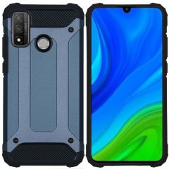 iMoshion Rugged Xtreme Backcover Huawei P Smart (2020) - Donkerblauw