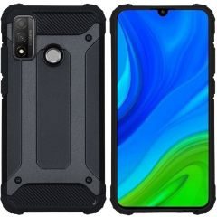 iMoshion Rugged Xtreme Backcover Huawei P Smart (2020) - Zwart