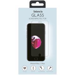 Selencia Gehard Glas Screenprotector iPhone 8 Plus/ 7 Plus/ 6(s) Plus