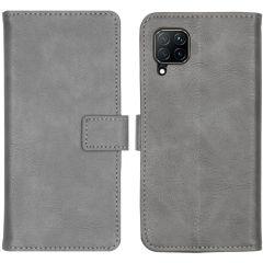 iMoshion Luxe Booktype Huawei P40 Lite - Grijs
