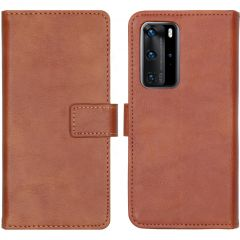 iMoshion Luxe Booktype Huawei P40 Pro - Bruin