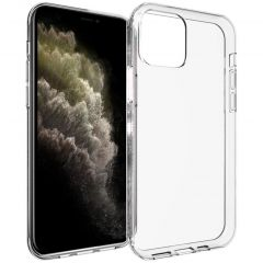 Accezz Clear Backcover iPhone 12 Pro Max - Transparant