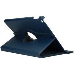 iMoshion 360° draaibare Bookcase iPad 10.2 (2019 / 2020 / 2021) - Blauw
