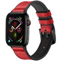 iMoshion Echt lederen bandje Apple Watch Series 1-7 / SE -38/40mm