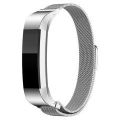 iMoshion Milanees Watch bandje Fitbit Alta (HR) - Zilver