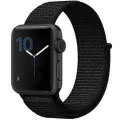 iMoshion Nylon bandje Apple Watch Series 1 t/m 6 / SE - 38/40mm