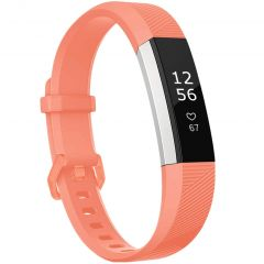 iMoshion Siliconen bandje Fitbit Alta (HR) - Oranje